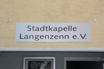 2013 40 Jahre Stadtkapelle Langenzenn