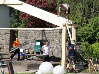 2013 Sommertraum Vorbereitungen