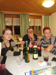 2014 Probenwochenende in Schluchsee